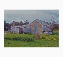 Old farmhouse, Tasmania T-Shirt