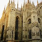Europe Photo Series: Cathedral by Charcoalfeather