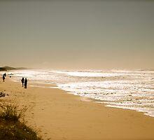 Beach by Erin Allocca