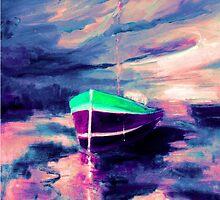 Sailboat 1.2 by Giro Tavitian