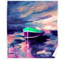 Sailboat 1.2 Poster