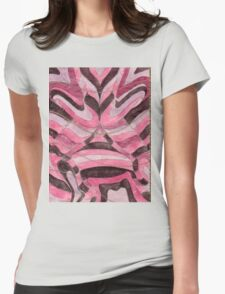 ABSTRACTERO 5 Womens Fitted T-Shirt