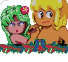 Wonderboy Arcade Sticker