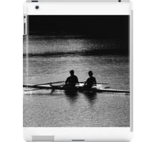 """The Scullers"" iPad Case/Skin"