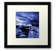 Sailboat 1.30 Framed Print