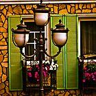 Light & window by LudaNayvelt