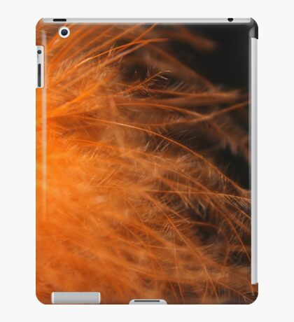 fluffy fluff fluff iPad Case/Skin