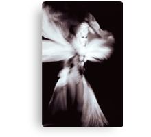 Showgirl Canvas Print