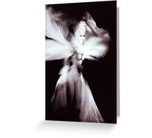 Showgirl Greeting Card