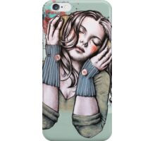 Feels Like the Wind Blows iPhone Case/Skin