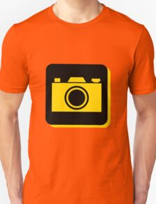 Photographer Unisex T-Shirt