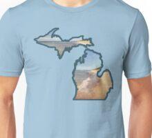 Michigan Mitten 3 Unisex T-Shirt