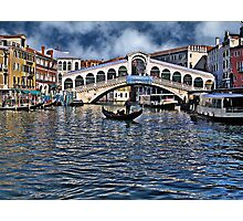 ⊱✿ ✿⊰⊹Gondola Ride In Venice Picture,Throw Pillow,Tote Bag ⊱✿ ✿⊰⊹ Photographic Print