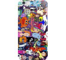 Cartoonolage iPhone Case/Skin