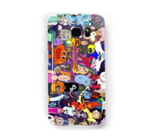 Cartoonolage Samsung Galaxy Case/Skin