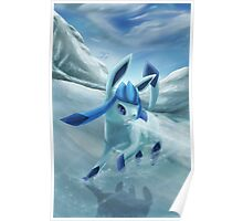 Glaceon Poster