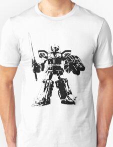 Mighty Morphin Power Rangers Megazord 4 T-Shirt
