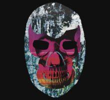 Luchador Mask by Kenji Hasegawa
