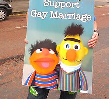 gay marriage by imagegrabber