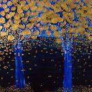 Autumn Gold by BenPotter