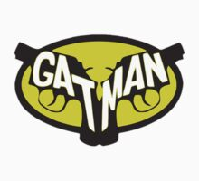"Gatman No Robin ""Gatman"" Not Batman!! One Piece - Short Sleeve"