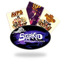 STARKID POTTER SHOWS! Photographic Print