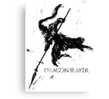 Dragonslayer Ornstein Canvas Print