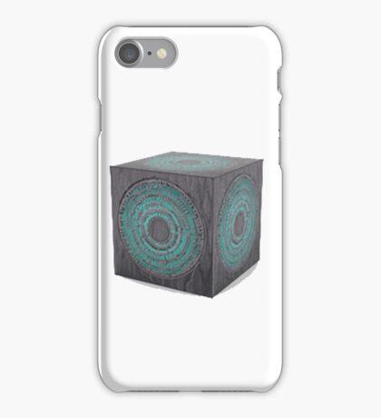 3d model of pandorica iPhone Case/Skin