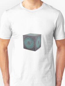 3d model of pandorica Unisex T-Shirt