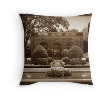 Enchanted Cottage  Throw Pillow