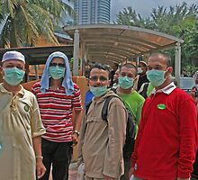 h1n1 and the ISA by Colinizing  Photography with Colin Boyd Shafer