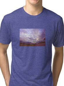 ON THE ROAD TO COLOMBIA Tri-blend T-Shirt