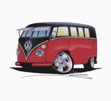 VW Splitty (11 Window) Camper (E)