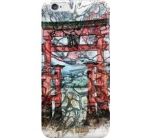 The Atlas of Dreams - Color Plate 180 iPhone Case/Skin