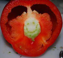 Happy Pepper! by Geraldine Miller