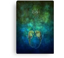 Mates for life Canvas Print