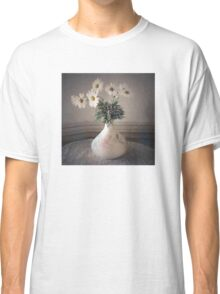 Daisies in a Vase  #2 Classic T-Shirt