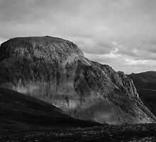 Great Gable by Carl Greenwood