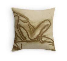 Sensual III Throw Pillow