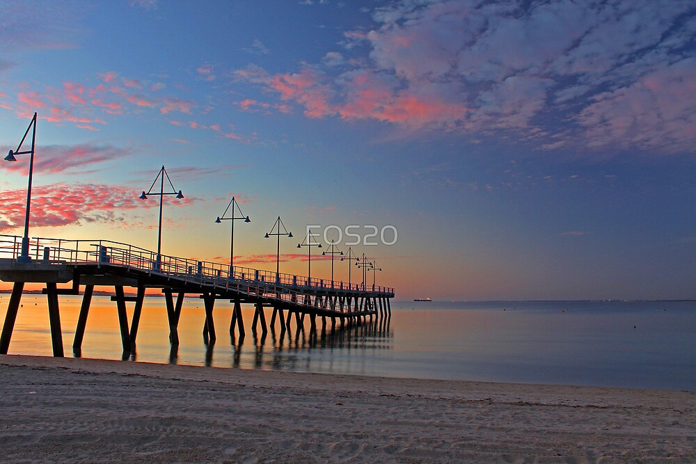 New Rockingham Jetty  by EOS20