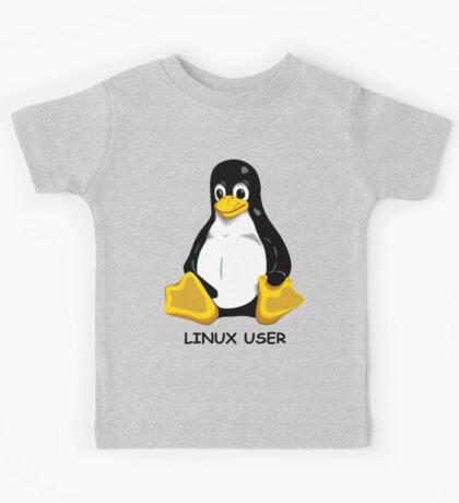 Linux User Kids Tee