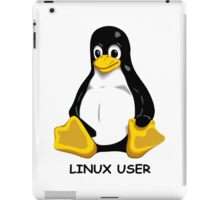 Linux User iPad Case/Skin
