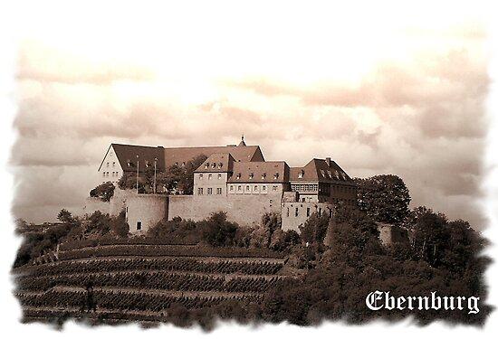 Greetings from Bad Münster am Stein/Ebernburg by TriciaDanby