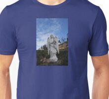 ANGEL SCULPTURE COLOMBIA Unisex T-Shirt