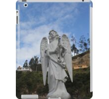 ANGEL SCULPTURE COLOMBIA iPad Case/Skin