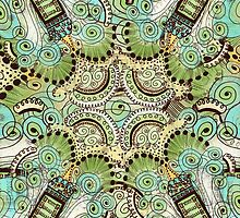 Belle Epoque Pattern by Janet Antepara