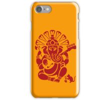 Ganesh plugged in iPhone Case/Skin