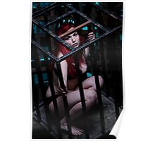 Caged Coco Poster