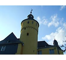 Homburg Castle Photographic Print