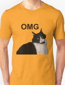 OMG Black T-Shirt